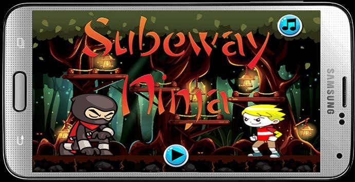 Subeway Ninja apk screenshot