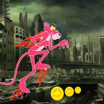 Subway Panther poster