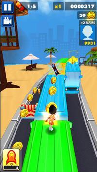The Subway Surf Runner 2018 apk screenshot