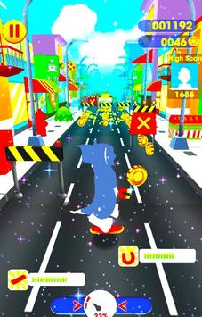 Subway Tom and Jery Running Surfer screenshot 1