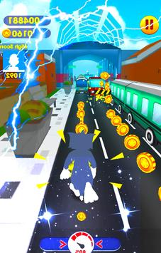 Subway Tom and Jery Running Surfer screenshot 2