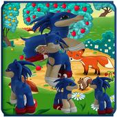 Super Sonic For Dash icon