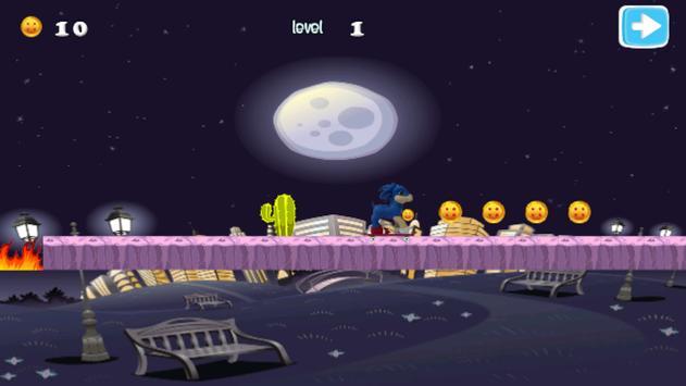 Super Sonic For Dash apk screenshot