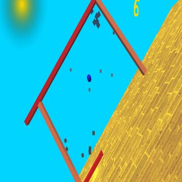 Don't Fall 3D apk screenshot