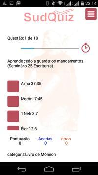 Sud Quiz (SudQuiz) الملصق