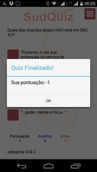 Sud Quiz (SudQuiz) تصوير الشاشة 6