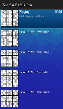 Sudoku Puzzle Pro screenshot 6