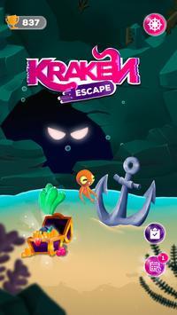 Kraken Escape poster