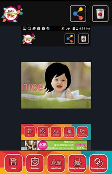 Cartoon Hairstyle Stickers App screenshot 7