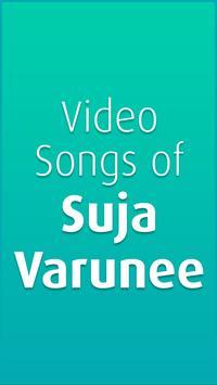 Video songs of Suja Varunee poster