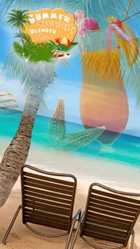 Summer Photography Blender App poster