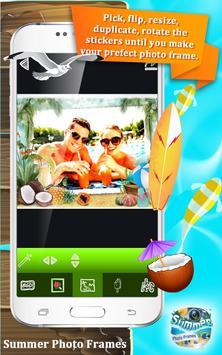 Summer Photo Frames apk screenshot