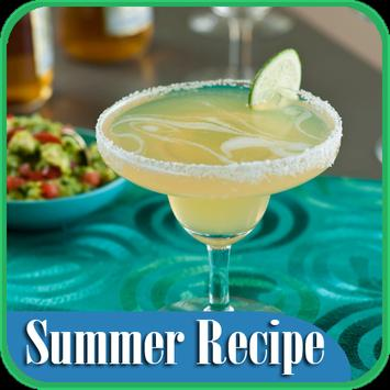 Summer Recipe poster