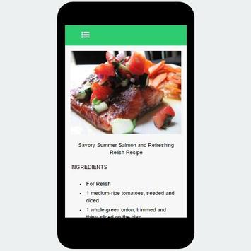 Summer Recipe apk screenshot