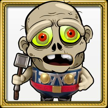 Zombie Run Hammer apk screenshot
