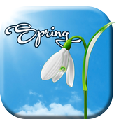 Sunny Spring Live Wallpaper icon