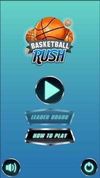Basketball Rush poster