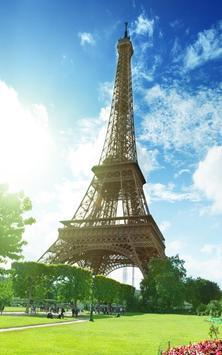 Sunny Paris Live Wallpaper screenshot 6