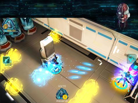 Cyberunity biogenesis apk screenshot