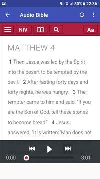 Mizo Holy Bible (Chang Zawnawlna) screenshot 1