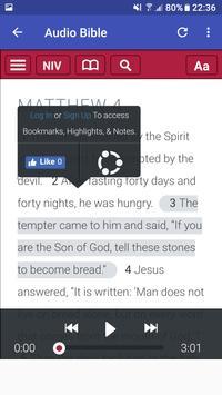 Mizo Holy Bible (Chang Zawnawlna) screenshot 3