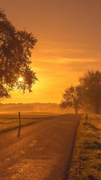 Sunrise Live Wallpaper screenshot 1