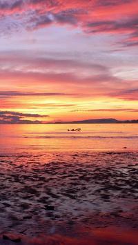Sunrise Live Wallpaper 🌅 Beautiful Pictures apk screenshot