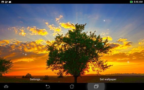 Sunrise Live Wallpaper apk screenshot