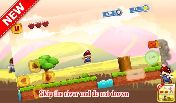 Super Mushrooms Jungle Advanture screenshot 4
