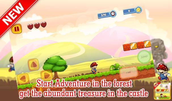 Super Mushrooms Jungle Advanture screenshot 1