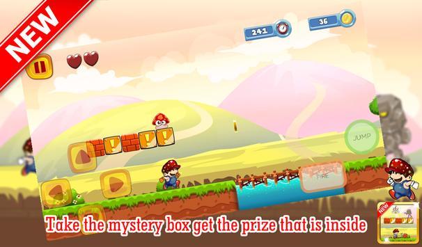 Super Mushrooms Jungle Advanture screenshot 2