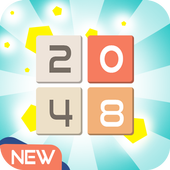2048 Puzzle Game New - 2018 icon