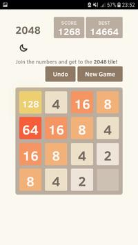 2048 Puzzle Game New - 2018 screenshot 1