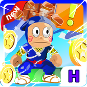 Super Ninja Hattori Adventure icon