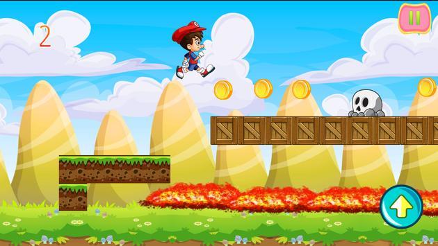 Super Mozo Odyssey World screenshot 3