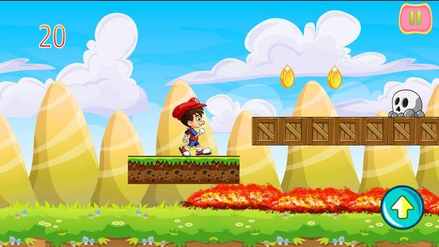 Super Mozo Odyssey World screenshot 13