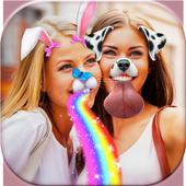 Animal Face Photo App icon