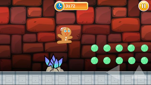 Super CookiesRun Adventure screenshot 1