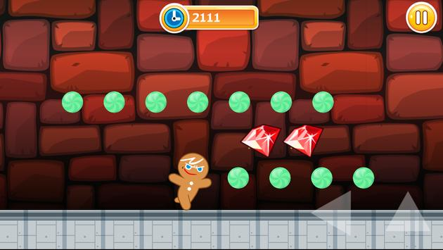 Super CookiesRun Adventure screenshot 2