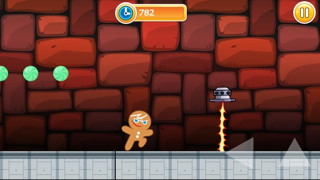 Super CookiesRun Adventure screenshot 4