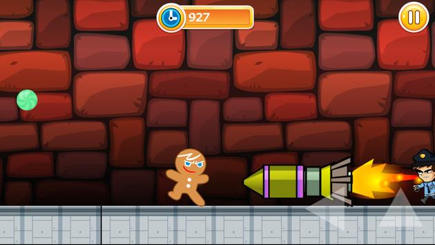 Super CookiesRun Adventure screenshot 5