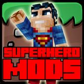 SuperHero Mod for Minecraft PE icon