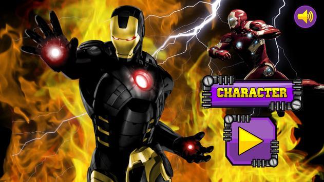 Super Power Of Iron screenshot 1