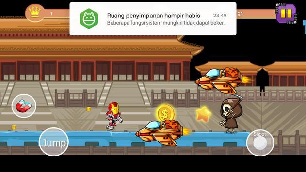 Super Power Of Iron screenshot 3