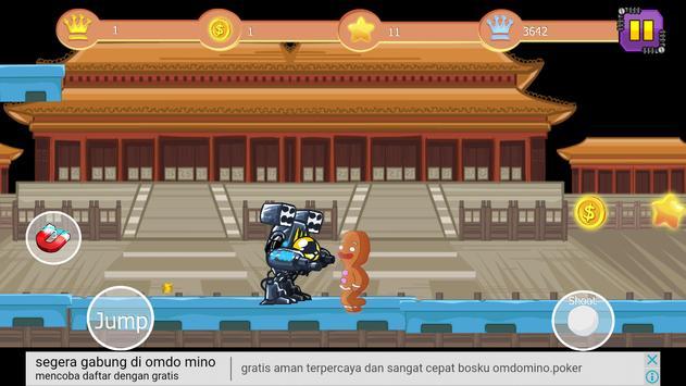 Super Power Of Iron screenshot 4