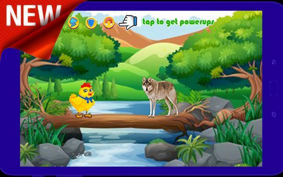 ★ Super Chicken Adventure Jungle ★ screenshot 8