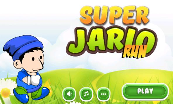 Super Jario Run poster