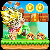 Super Saiyan Goku World Jungle icon