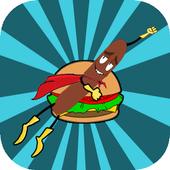 Super Sausage Adventure Run icon
