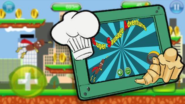 Super Sausage Adventure Run screenshot 3